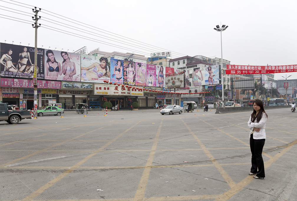 Untitled #30 (The Road to Shantou) Chendian Town, Shantou 2010 ONLINE