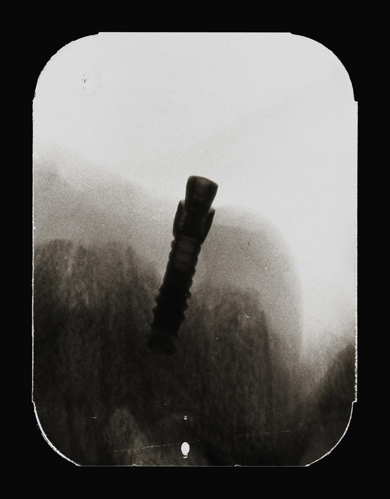 X post facto (6.7), archival pigment print, 2009/2013.