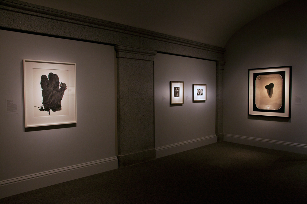 """IMG_2704.JPG X post facto (5.6), archival pigment print, 40"""" x 30,"""" 2009/2013; Installation photos; A Democracy of Images: Photographs from the Smithsonian American Art Museum"""