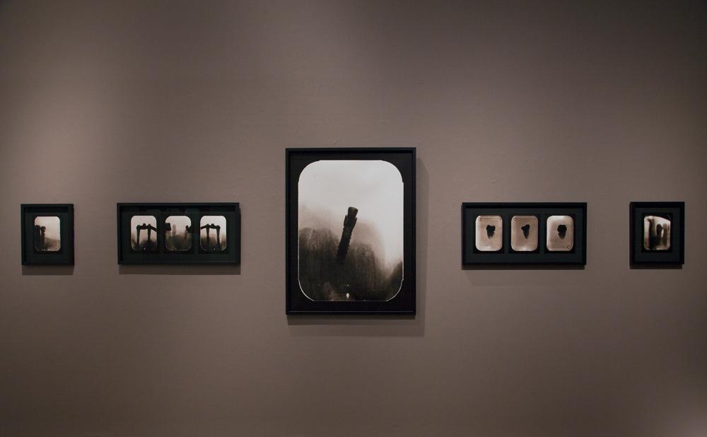 X post facto in Inter Vivos, Corcoran Gallery of Art, 2009.