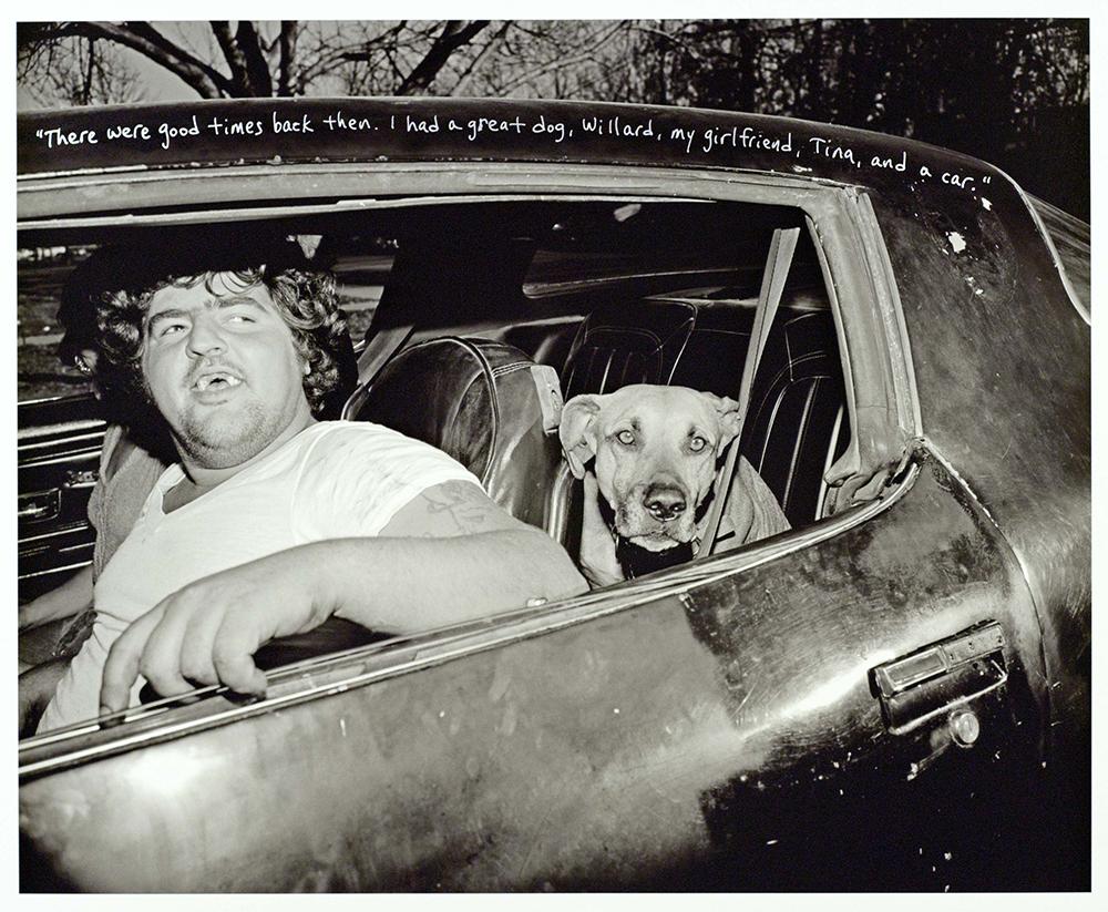 Danny, Tina & Willard, Pigeon Hill, 1989