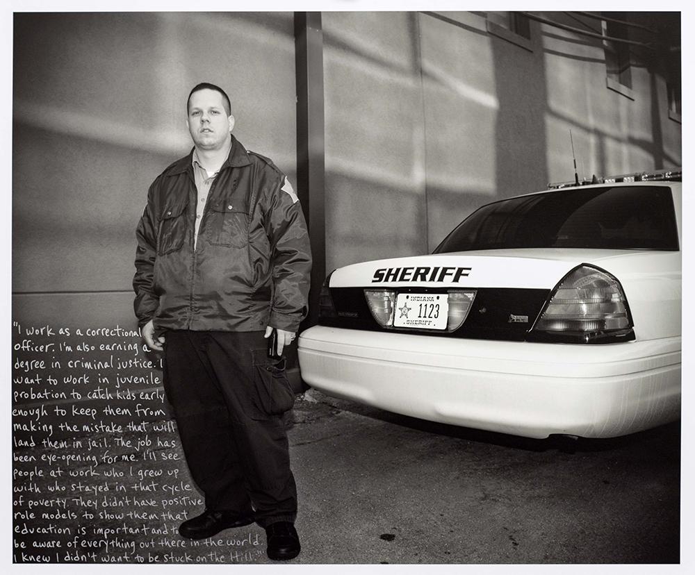 Josh, Monroe County Jail, 2016