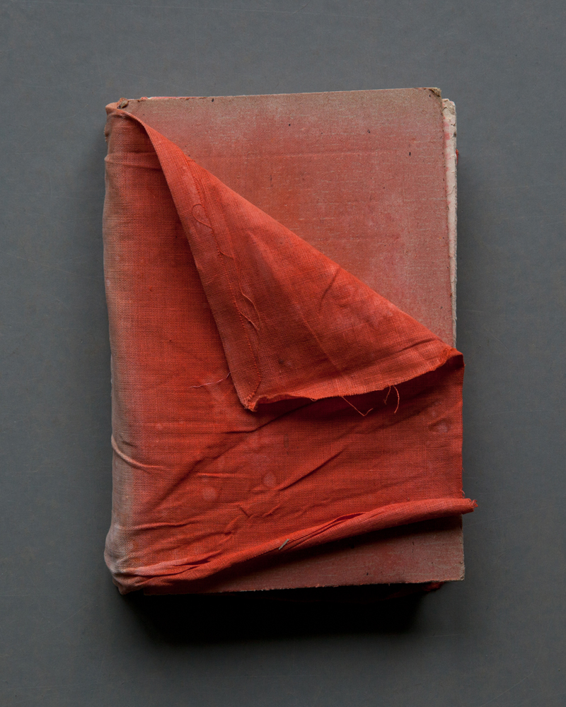 Red Cloth Cover
