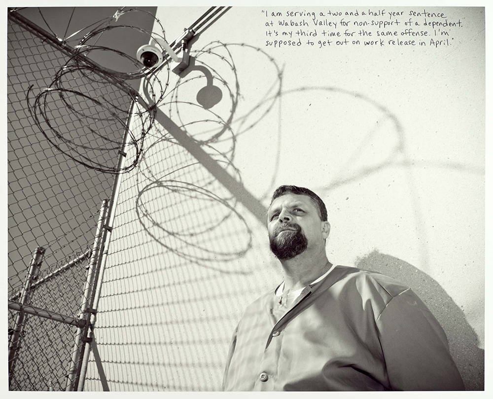 Timothy, Wabash Valley Correctional Facility, 2012