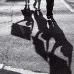 6. Protest Shadows - Copyright Cindy Bendat 2006 DSC_0657