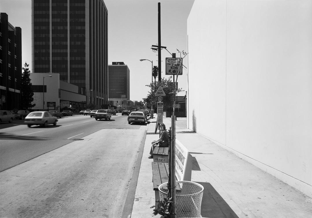 Public Transit Areas #12, 1979 - LR