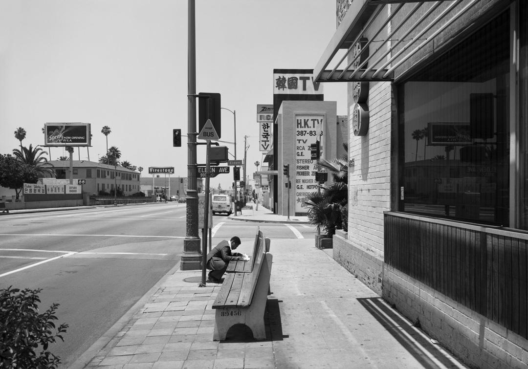 Public Transit Areas #13, 1979 - LR