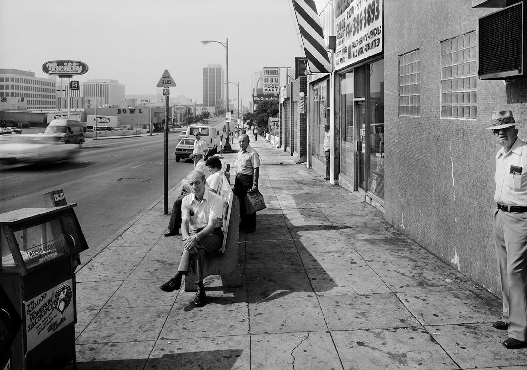 Public Transit Areas #45, 1979 - LR