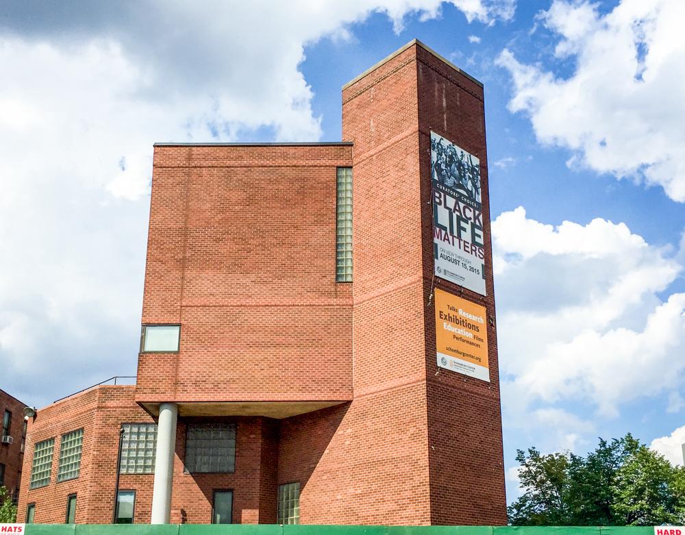 655. Schomburg Center and Library, Harlem, New York, NY 2015