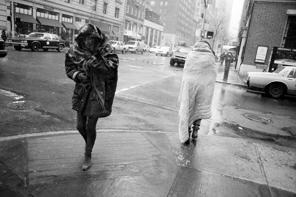 63rd Street and Madison Avenue, 1994