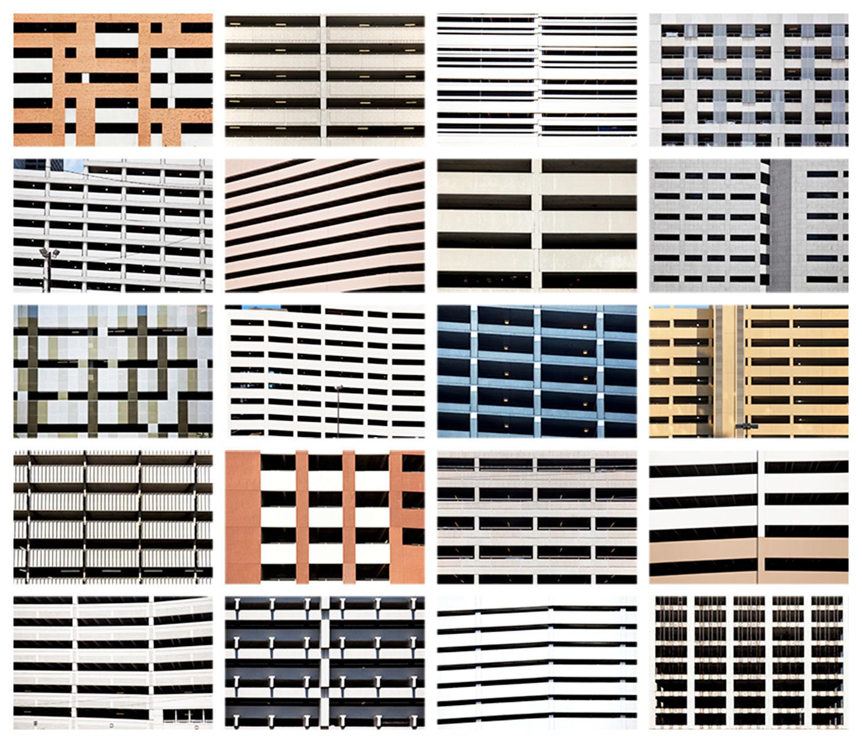 Ben Marcin: Structures