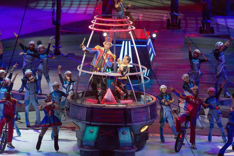 RinglingBros Barnum & Bailey Circus