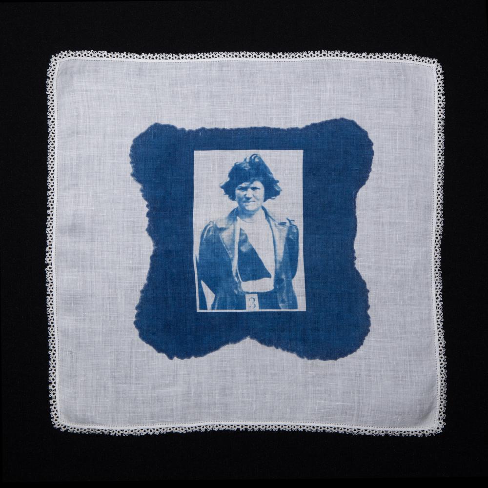 3 Margaret McFarlane Amy Jorgensen Blue