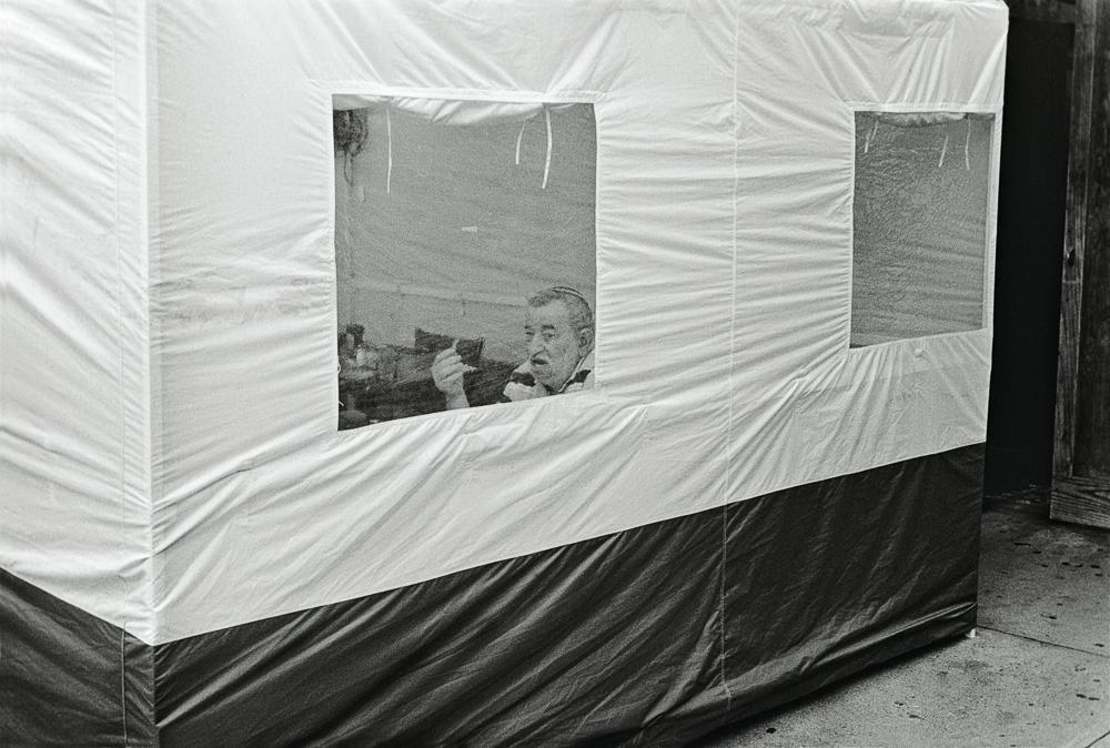 30. Sukkah, Noah's Ark, Grand Street, 2012_