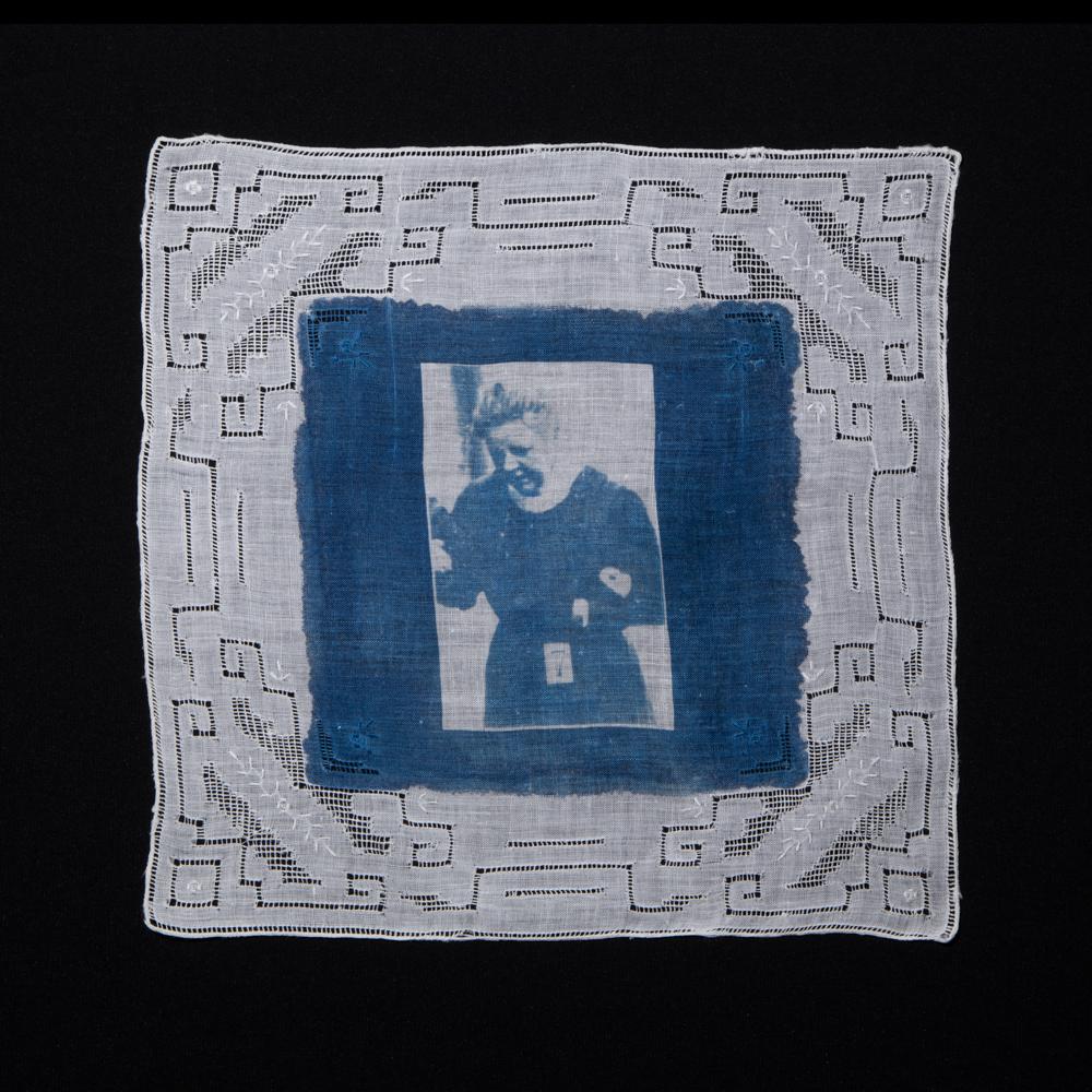 7 Gertrude Mary Ansell Amy Jorgensen Blue