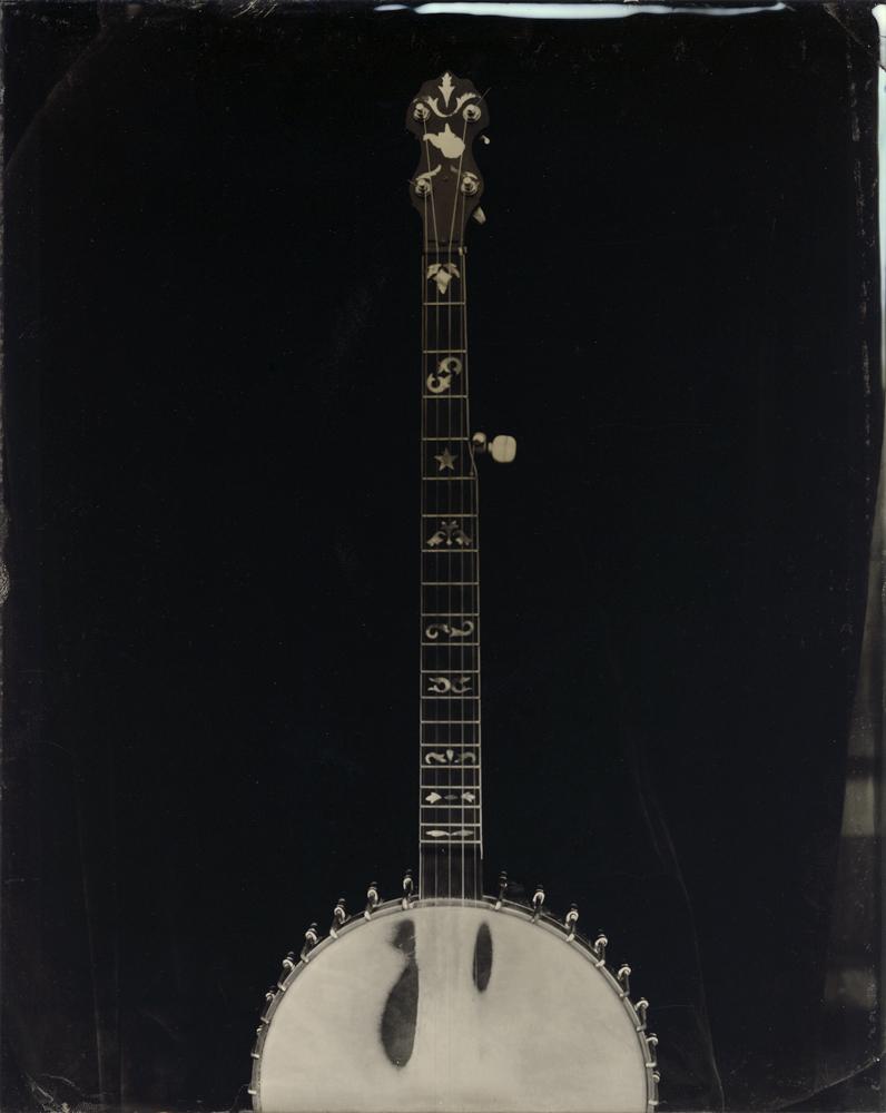 AF299-06-14_Tim Bings Banjo