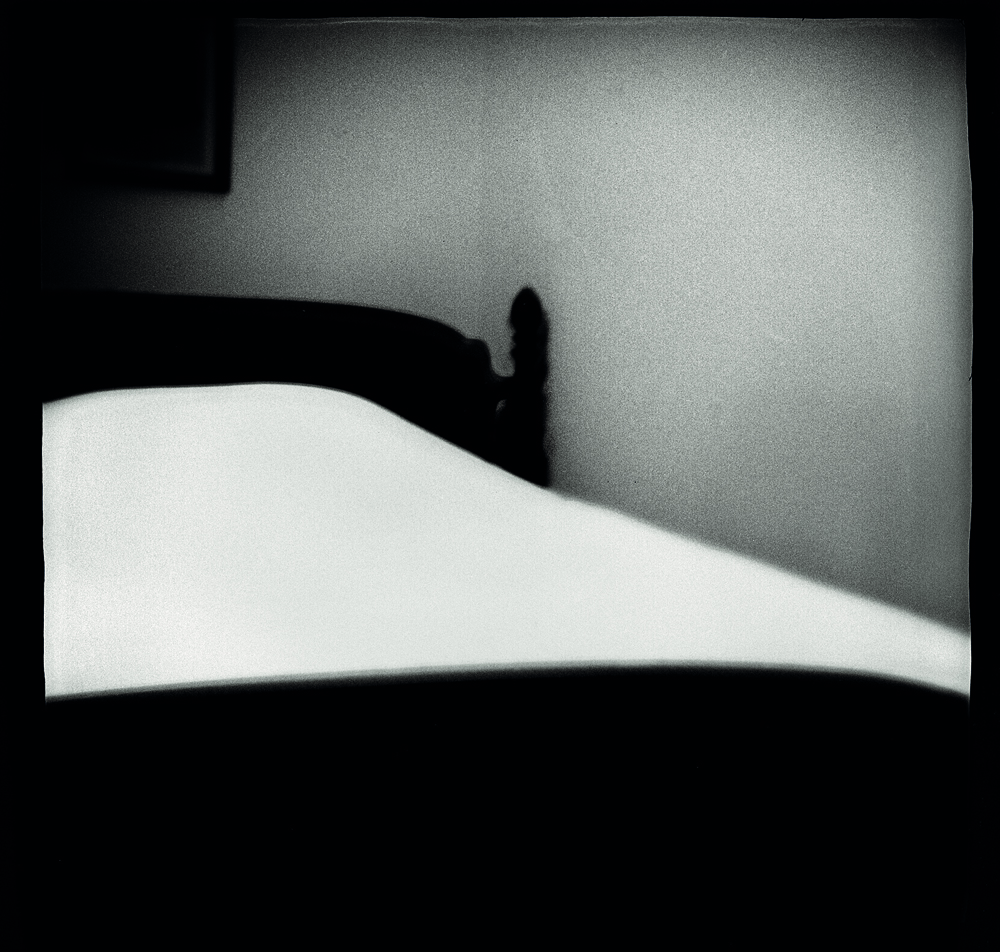 3.03 A Woman's Bed Logan OH 1970F