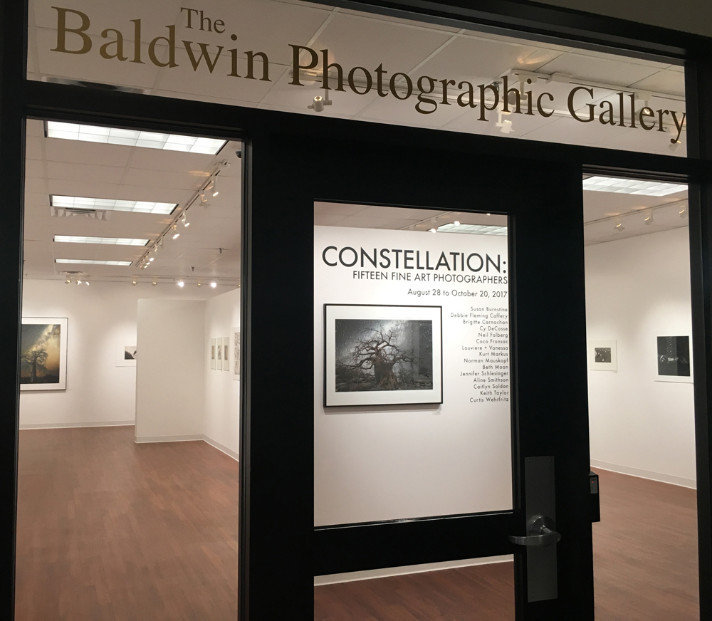 Baldwin Photographic Gallery install shot