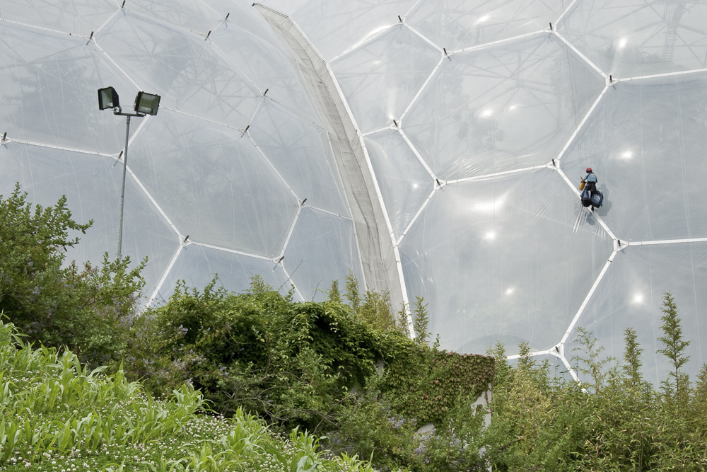 Exterior Maintenance, Eden Project