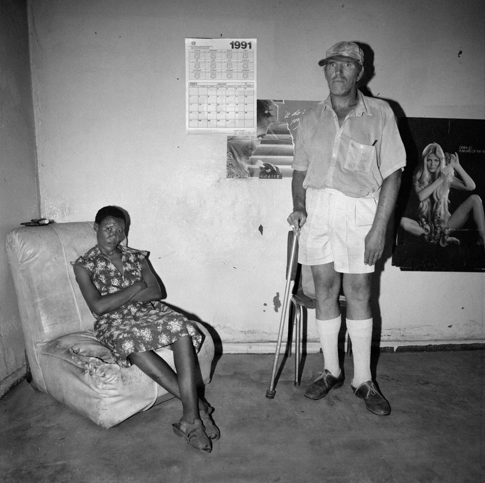 Man+and+Maid+Northern+Cape,+1991