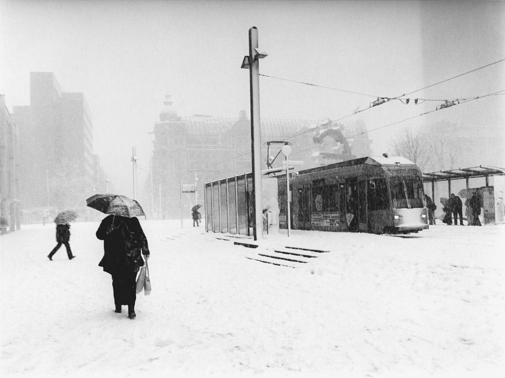 © Morag Hall, Snowstorm