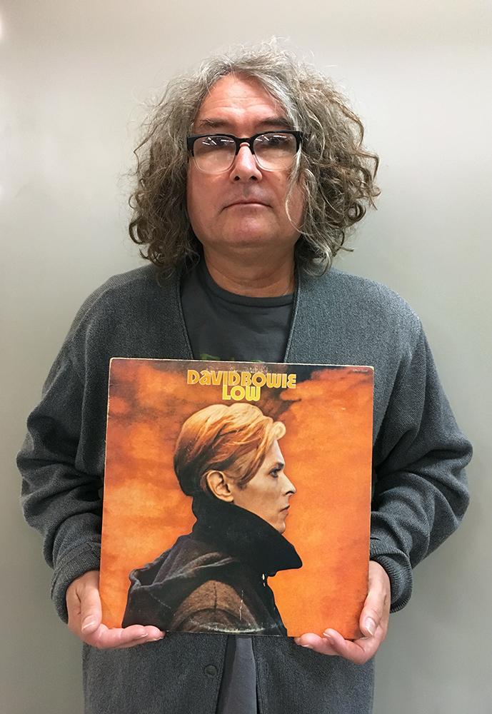 McCabe_Bowie Album