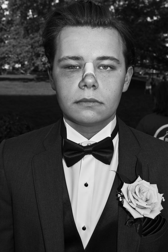 Prom Boy. Raymond Ave. 2017