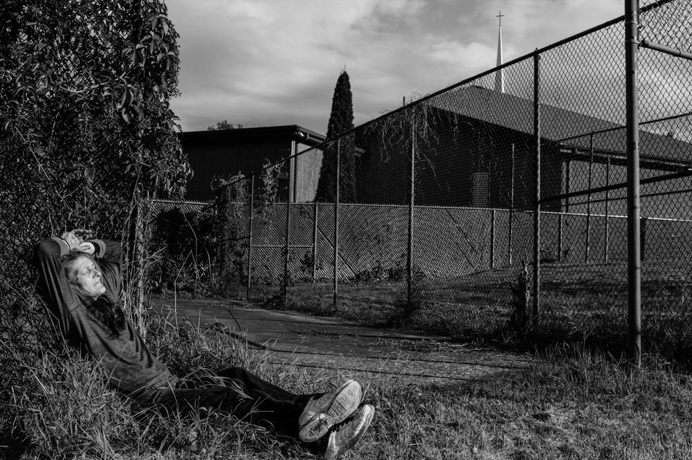 Virginia. Malcolm X Park. 2017