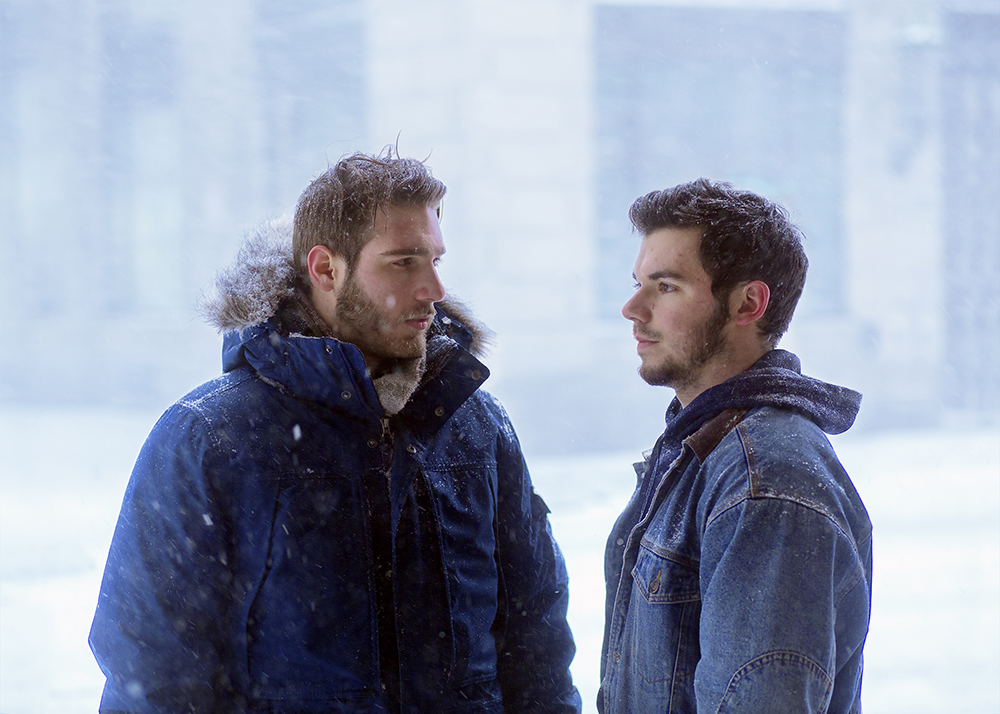 10-Jackson and Me, Winter Storm Niko, 2017