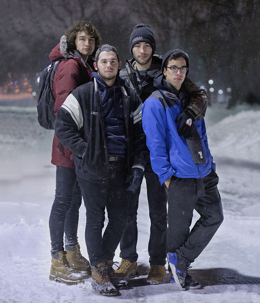 11-Fernando, Aren, Tyler, and Me, 2017