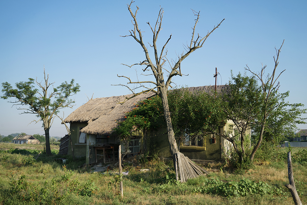 A forgotten village