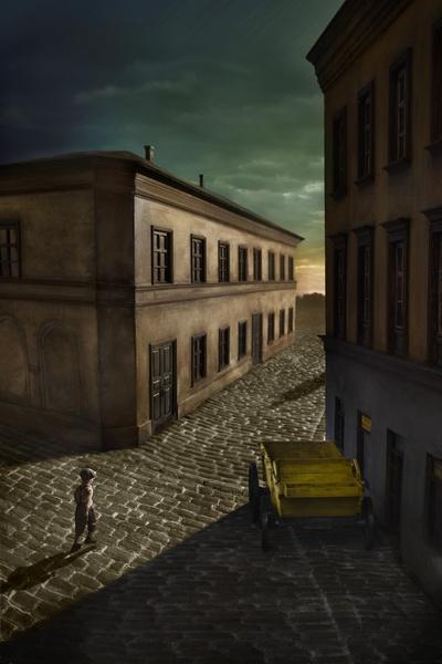 (C)Richard Tuschman_Mystery and Melancholy of a Street
