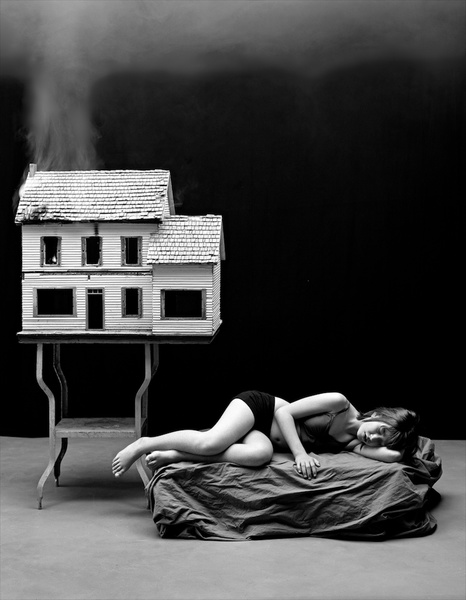 (C)Zoe Zimmerman_Her Dream IV, 2016