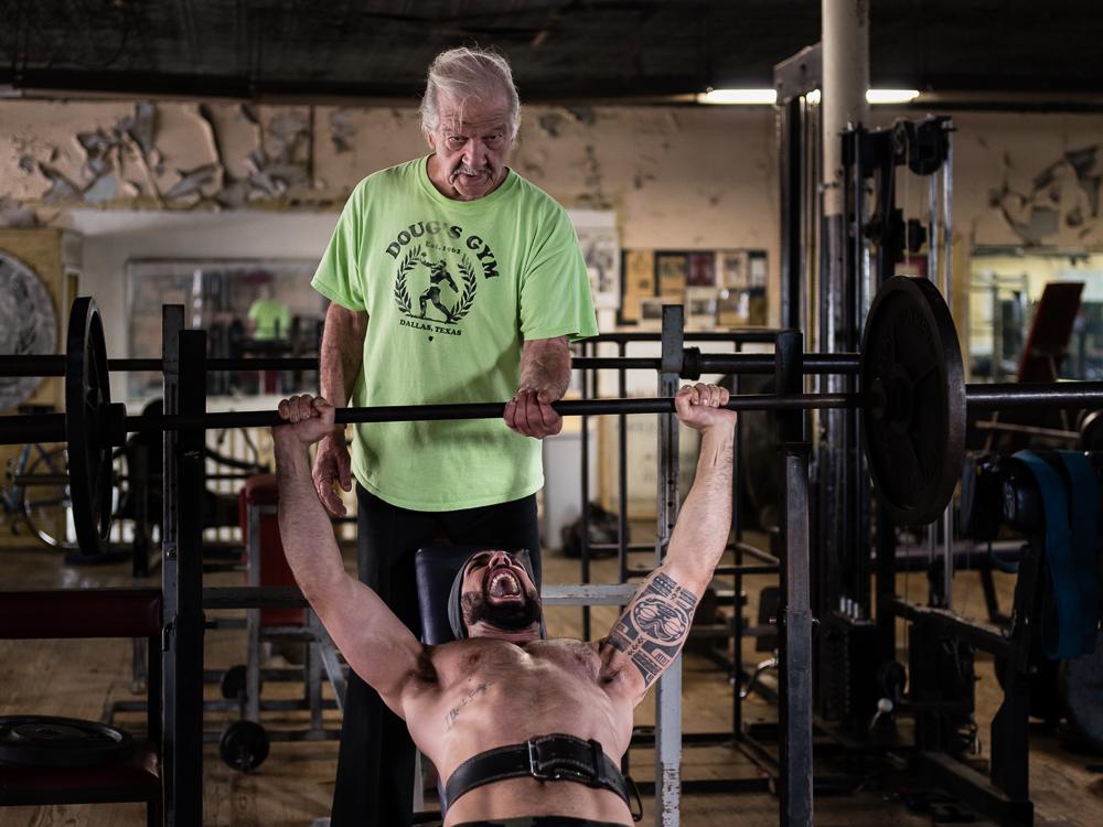 Doug and Sauro, Doug's Gym