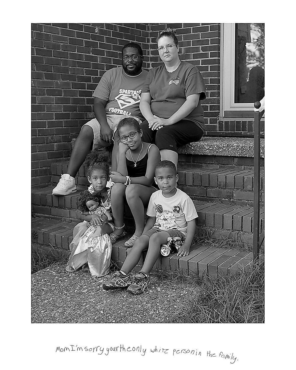©PinckleyD–MomImsorryyourtheonlywhitzpersoninthefamily