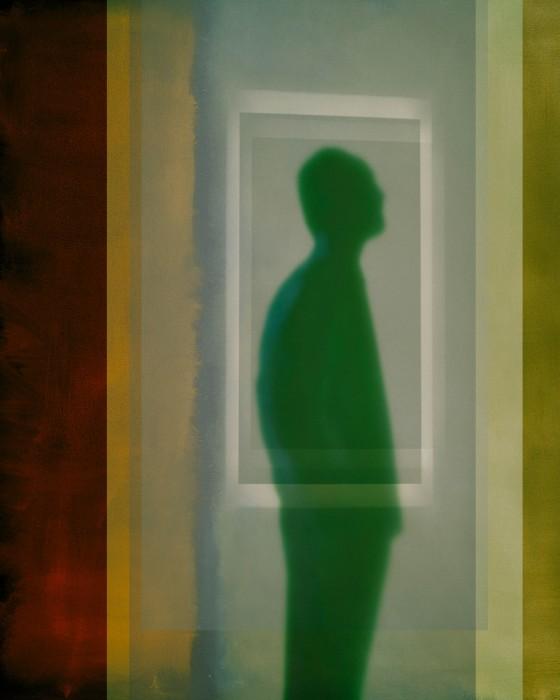 Mark  Rothko: Nr. 7 (Dunkelbraun, Grau und Orangebraun) (1963) / Oel auf Leinwand / 175.5 x 162.5 cm