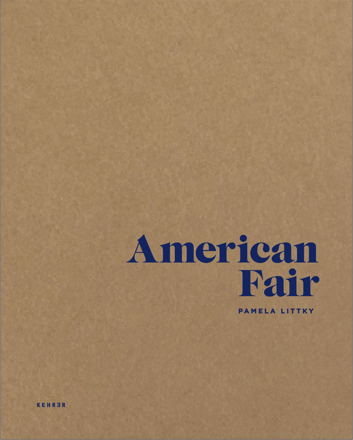 2. American Fair BOOK COVER