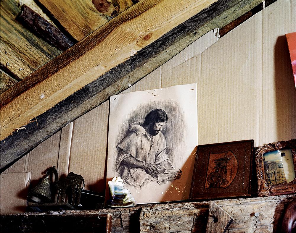 8. Boillot_Rachel_Jesus in the Old Cabin