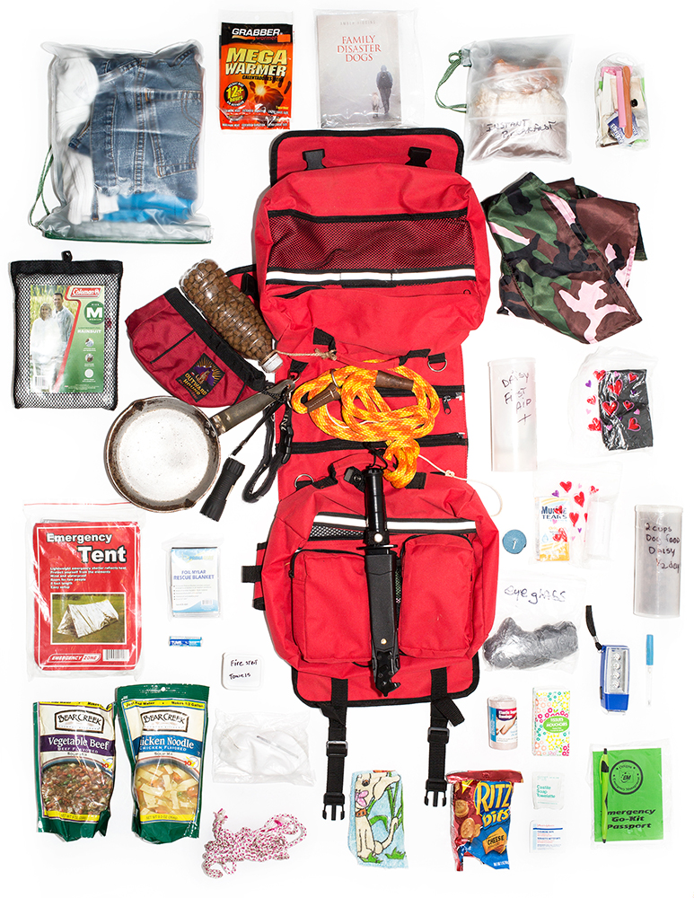 05_Daisy_s Bug Out Bag