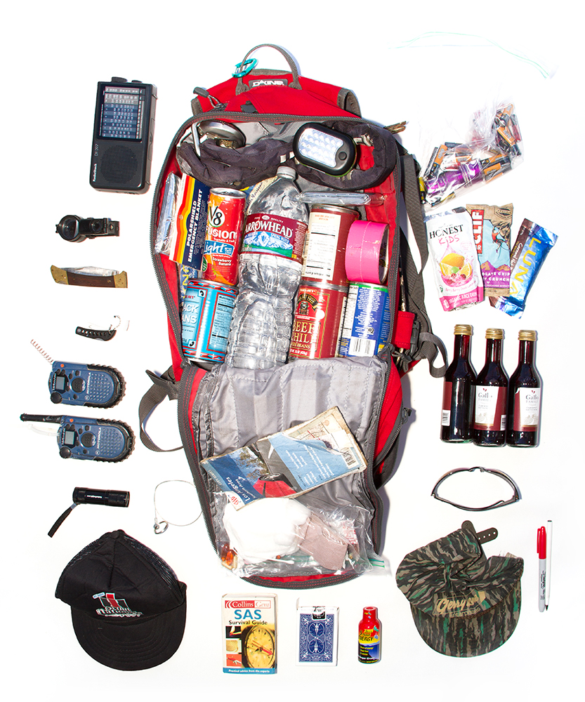 12_Sams Bug Out Bag