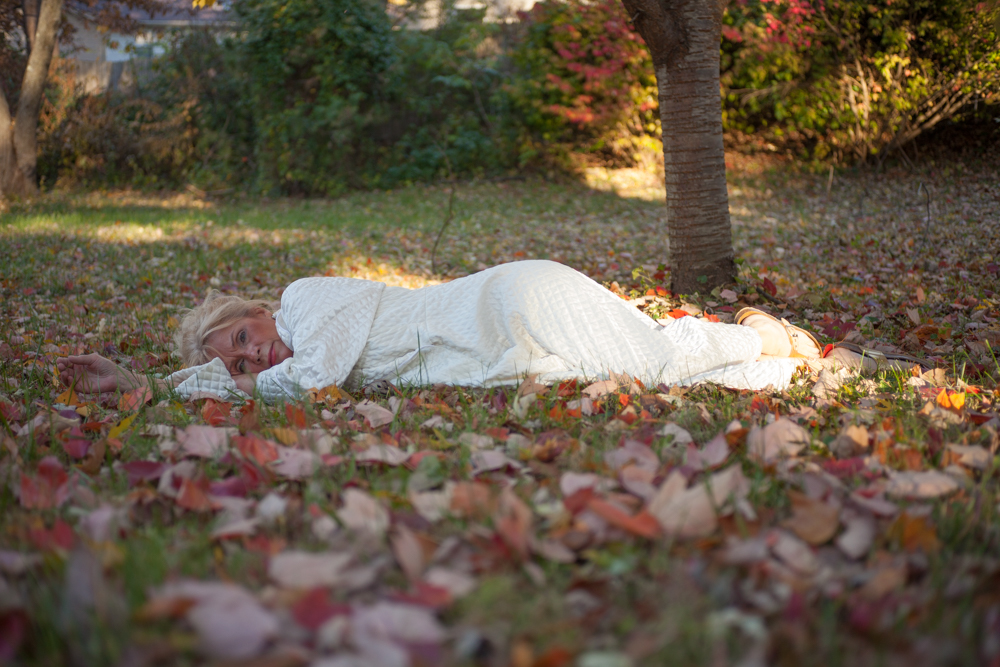 ©Melissa Spitz, Mom laying down, 2014