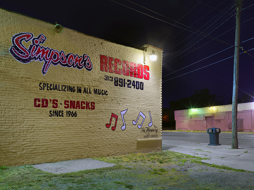 14. Simpson's Records, 2016_0329