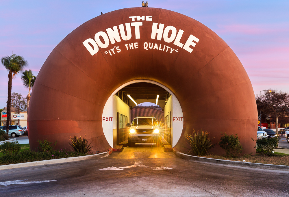 The Donut Hole 15300 Amar Rd. La Puente, CA 91744