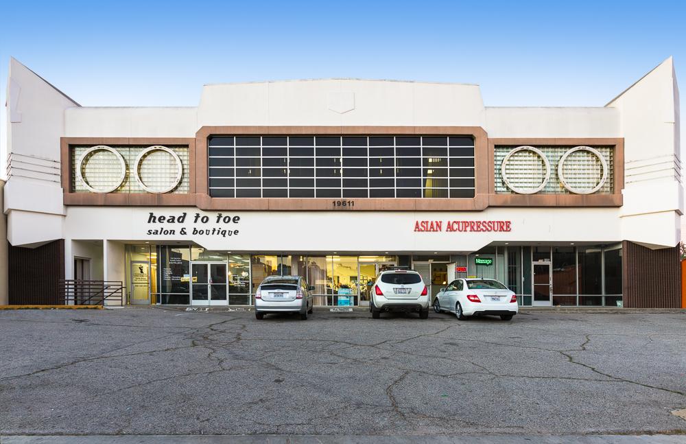 Fleetwood Center 19611 Ventura Blvd. Los Angeles, CA 91356