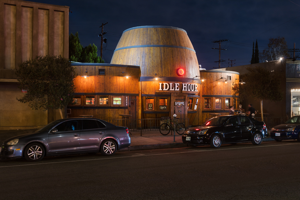 Idle Hour 4824 N. Vineland Ave. in North Hollywood