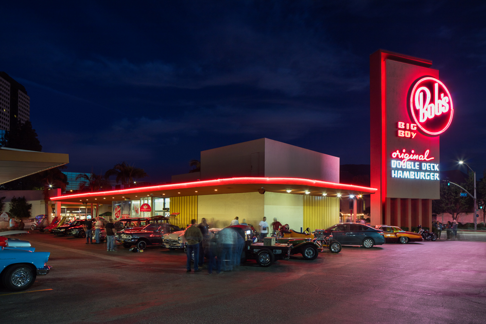 Bob's Big Boy Burgers 4211 W. Riverside Dr. Burbank, CA 91505