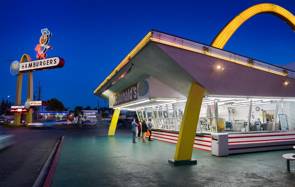 McDonald's 10207 Lakewood Blvd. Downey, CA 90241