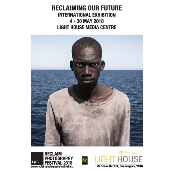 RPF2018 4-30 MAY 2018 LIGHT HOUSE MEDIA CENTRE PROMOTIONAL IMAGE