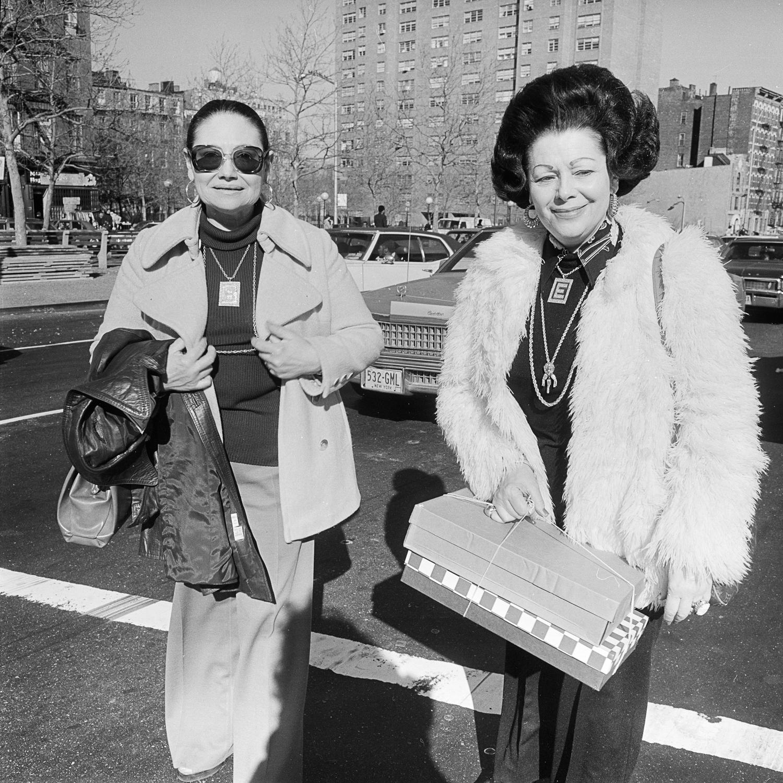 NY, NY April 1978