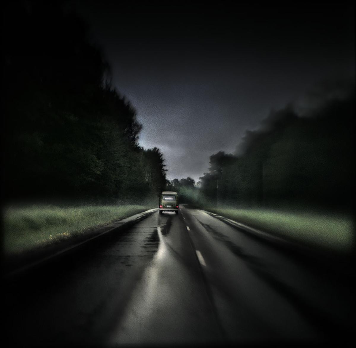 Burnstine, Lost Highway